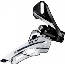 Deragliatore Shimano SLX Side Swing FD-M672D6, Front Pull, 66-69° montaggio diretto