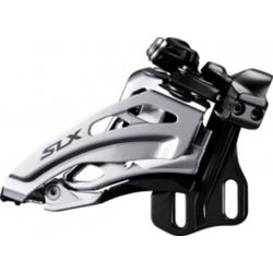 Deragliatore Shimano SLX Side Swing FD-M677E6X, Front Pull, 66-69° E-Typ