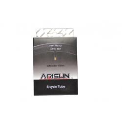 """Camera d'aria bici Arisun Standard 26x2.20/2.50"""" 54/64-559 SV"""