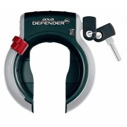 Lucchetto da telaio Axa Defender RL nero/argento, materiale fissaggio escluso