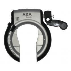 Lucchetto da telaio Axa DefenderRL grigio/nero con chiave pieghevole