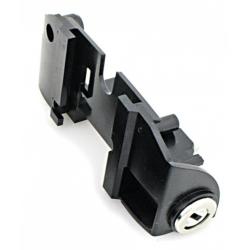Lucchetto batteria Bosch 2 per montaggio al portapacchi