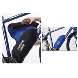 BikersOwn Case4rain© Protezione batteria da telaio per Bosch Powerpack 300/400