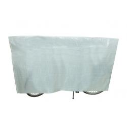 Copribicicletta VK senza occhielli 110 x 210cm, bianco