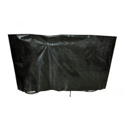 Copribicicletta VK, senza occhielli 110 x 210 cm, nero