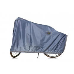 Copribici E-Bike VK Altezza 105cm, Lung 220cm, grigio