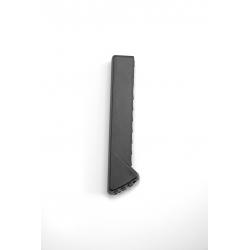 Piede in plastica Ursus Mooi regolabile carro posteriore e centrale, nero, 1 pezzo