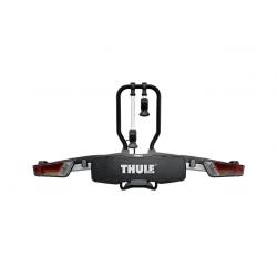 Portabici per gancio traino Thule EasyFold 933 per 2 bici, ripiegabile