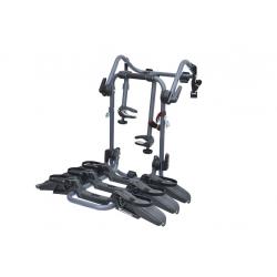 PERUZZO Portabici posteriore Pure Instinct universal per 3 bici