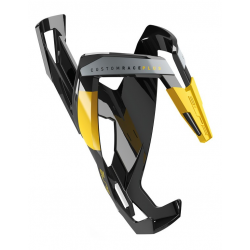 Portaborraccia Elite CustonRacePlus nero lucido/giallo