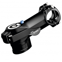 Attacco Speedlifter Stem Twist 115mm/8°, 31,8mm diametro, nero