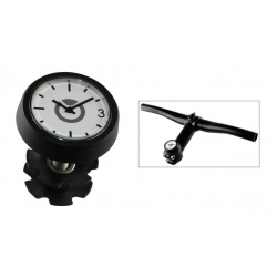 Clock Speedlifter Ahead nero