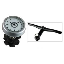 Clock Speedlifter Ahead argento