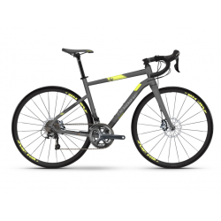 Haibike SEET Race 4.0 24-v. Claris 18 HB antracite/nero/lime