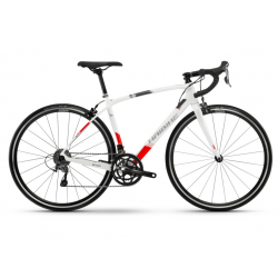 Haibike AFFAIR Race 6.0 20-v. Tiagra 18 HB bianco/rosso/antracite