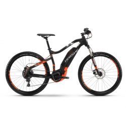 Haibike SDURO HardSeven 2.0 400Wh 11-v. NX 18 YWC nero/aran./argento op.