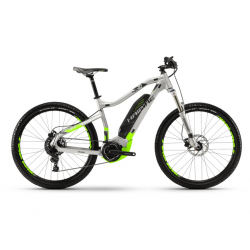 Haibike SDURO HardSeven 3.0 500Wh 11-v. NX 18 YWC arg./verde neon/nero op.