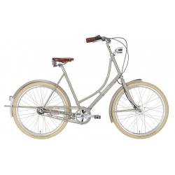 "EXCELSIOR Bici Olandese 26"" GRAND ND TB 7V, Stone Grey"