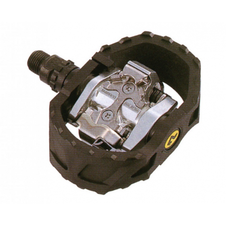 Shimano Pedali Sgancio Rapido PD-M424