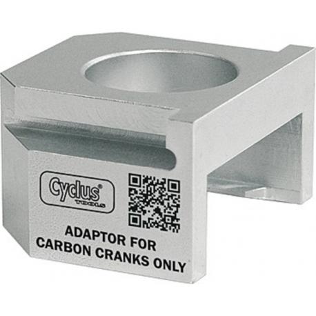 Cyclus Adattatore per estrattore pedivelle Campagnolo carbonio
