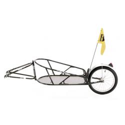 """Carrello cicloturismo BOB Yak MTB 26"""" TR0501 nero, incluso SSP"""