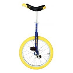 """Monociclo QU-AX 20"""" Luxus blu 1100 c.cerchione in alluminio"""