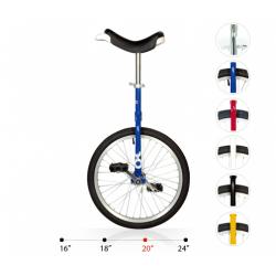 "Monociclo OnlyOne 20"" Blu"