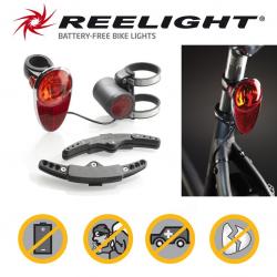 Reelight luce post.SL650 luce perm. p.fissazione al portapacchi, 50-80 mm