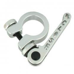 Morsetto reggisella monociclo in alluminio, diametro 25.4 mm