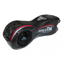 "ITM A-Head Stem Carbon Tubo carbonio1 1/8"""