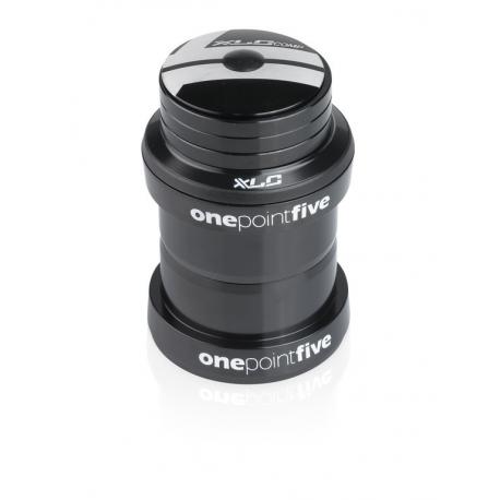 "XLC Comp A-Head-Serie sterzo HS-A09 conif.,1,5"" ,Ø 39,8 nero"