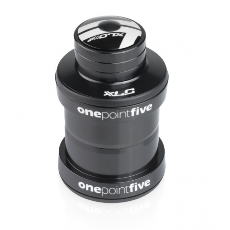 "XLC Comp A-Head-Serie sterzo HS-A10 conif.,1,5"" ,Ø 30,0 nero"