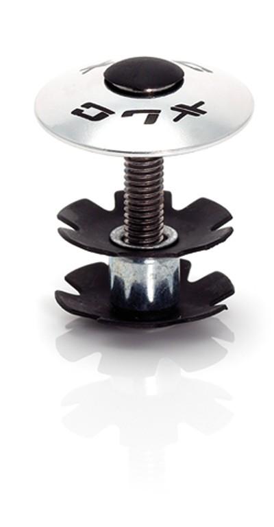 "XLC A-Head Plug AP-S01 1"", alluminio silver"