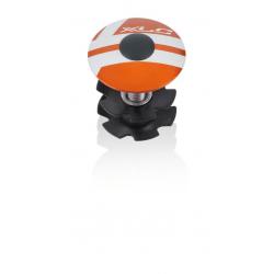 "XLC A-Head Plug AP-S01 1.1/8"", alluminio arancione"