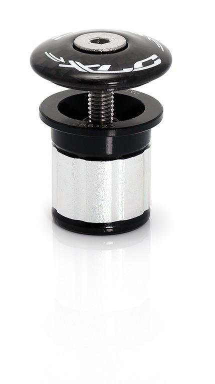 XLC A-Head Plug AP-C01 per forcella di carbonio, Ø interno 22-23mm