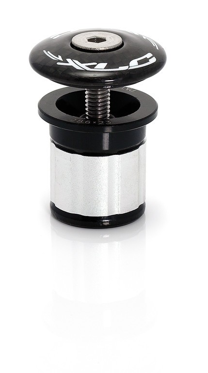 XLC A-Head-Plug AP-C01 per forcella carbonio, Ø 24-25 mm interno