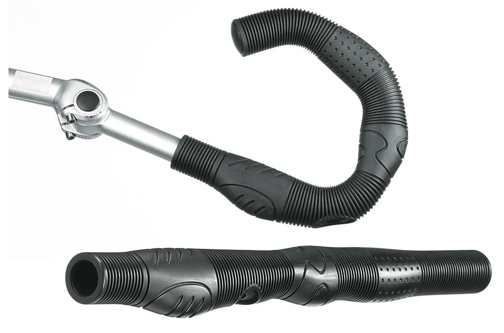 Coppia foderi per Humpert X-ACT Ergo-Vario nere, 22x410mm