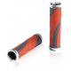 XLC Impugnature 'Sport bo' GR-S22. rosso/grigio
