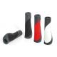 XLC Bar Grips 'Comfort bo' GR-S17 nero /grigio 135 mm