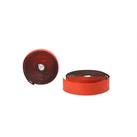 XLC nastro manubrio GR-T05 rosso