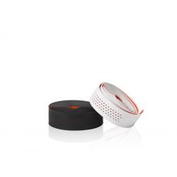 XLC nastro manubrio microfibra GR-T07 bianco/rosso