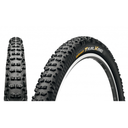 "Conti Trail King 2.4 ProTec.piegh. 26x2.40"" 60-559 nero/nero Skin"