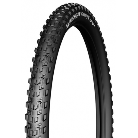 """Michelin Country Grip`R vers.rig. 26"""" 26x2.10 54-559 nero"""