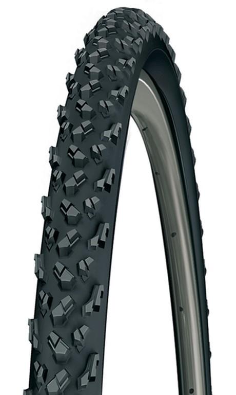 "Michelin Cyclocross Mud pieg. 28"" 700x30, 30-622 nero"