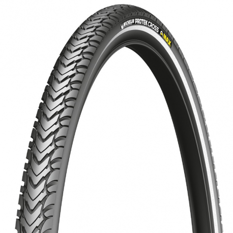 "Michelin ProtekCrossMax vers.rig. 26"" 26x1.85 47-559 nero Reflex"