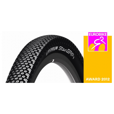 "Michelin Star Grip rigido 28"" 700x40C 42-622 nero Reflex"