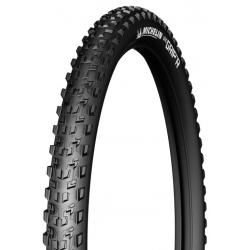 """Michelin Wild Grip`R pieghevole 27.5"""" 27x2.25 57-584 nero TL-Ready"""