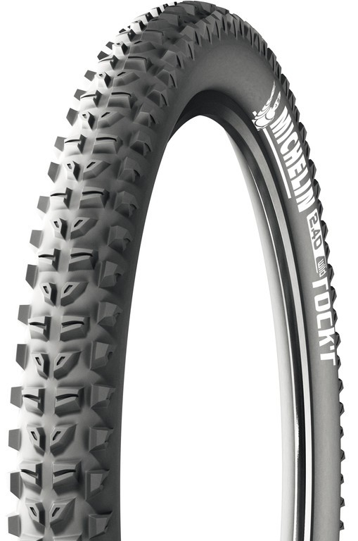 "Michelin Wild Rock`R pieg. 26"" 26x2.40 60-559 nero TL-R. reinf."