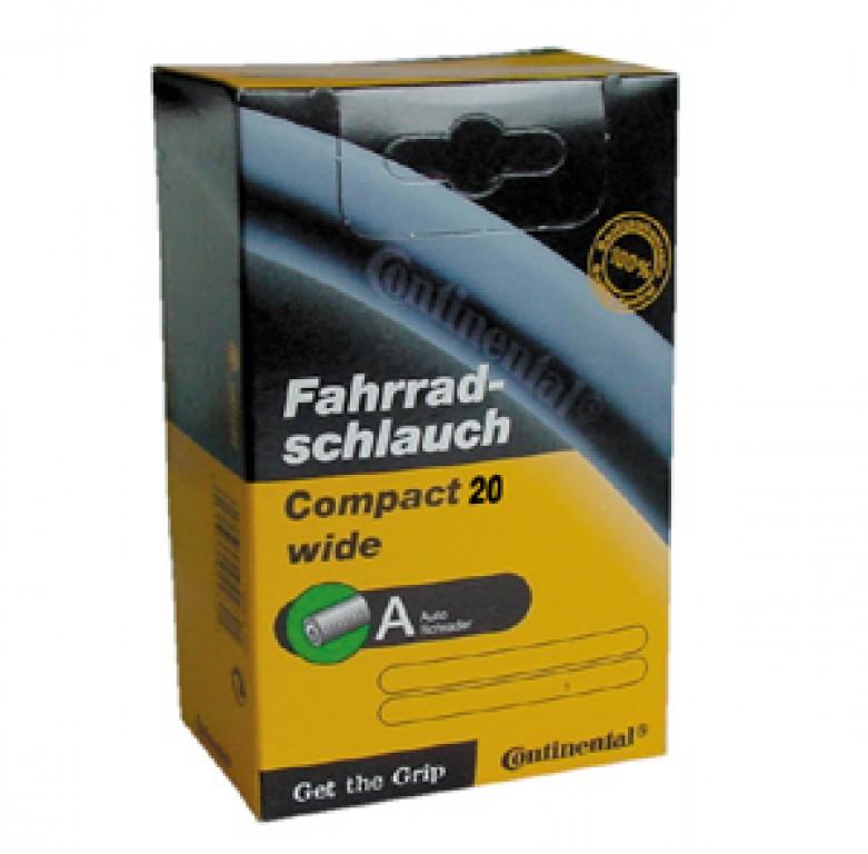 "Conti Compact 20 wide 20x1.75/2.125"" 47/57-406, VSchrader"