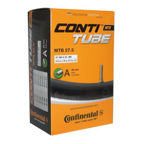"Conti MTB 27.5 27.5x1.75/2.40"" 47/62-584 Valv.ameri.40mm"
